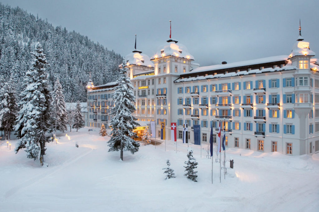 Caviarlieri can be purchased at Kempinski Hotel Spa, St. Moritz