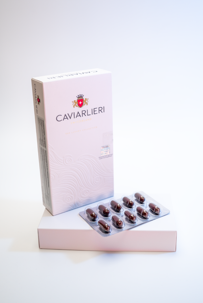 caviarlieri caviar supplement product box