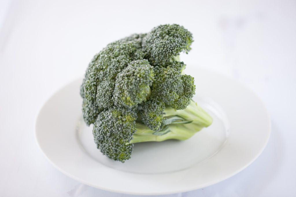 nutrients from broccoli