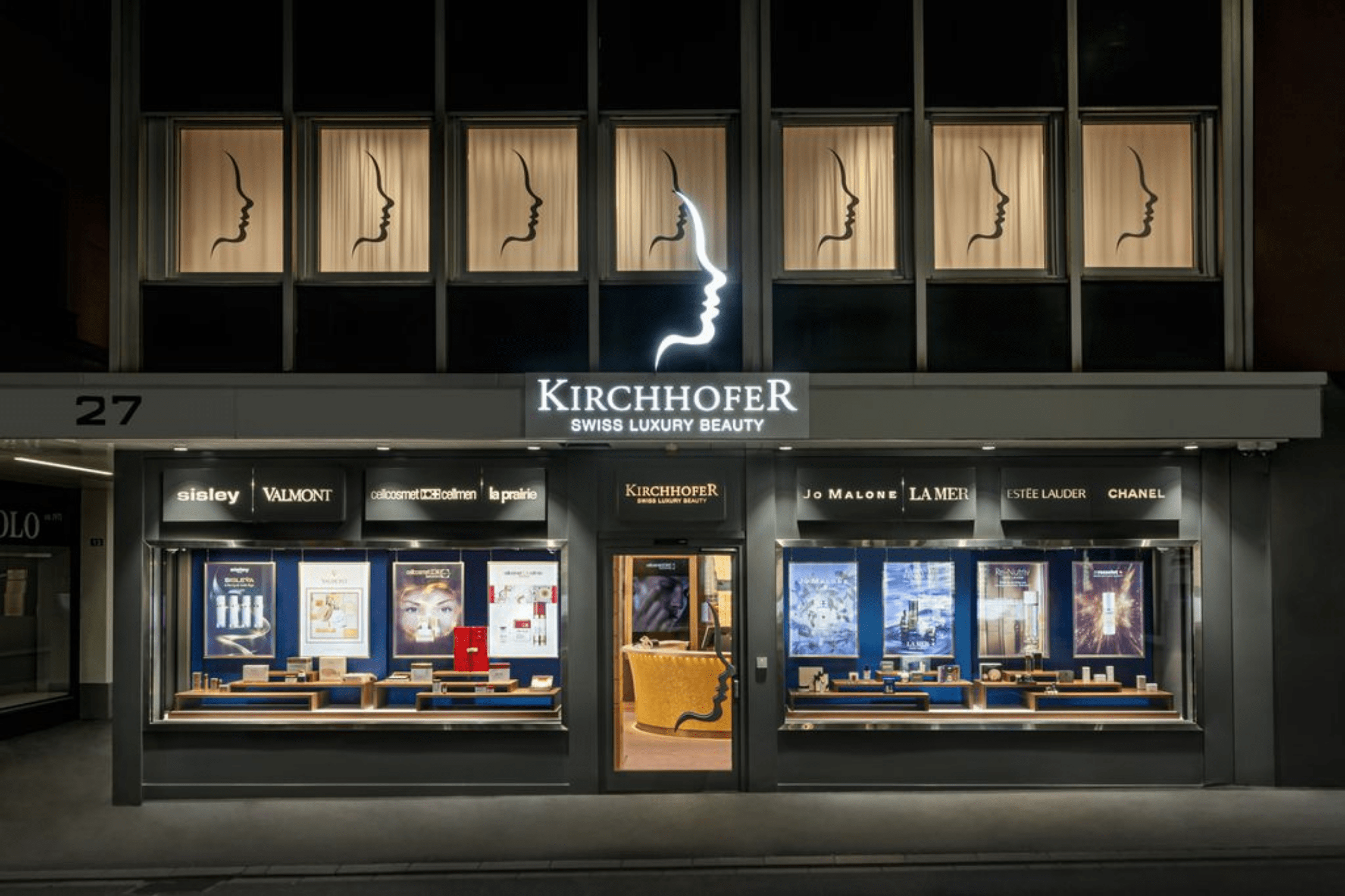 Caviarlieri at Kirchhofer Swiss luxury beauty center