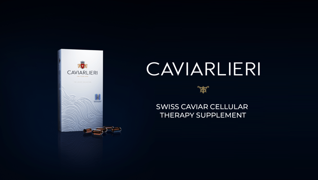 swiss caviar cellular therapy supplement